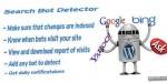 Search wordpress bot detector