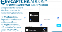 Security smart addon recaptcha tools