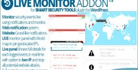 Security smart tools addon monitor live