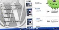Shopper wpd add on