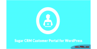 Sugarcrm wordpress customer portal customer sugarcrm wordpress for portal