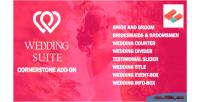 Suite wedding on add cornerstone