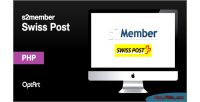 Swiss s2member integration postfinance post
