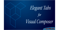 Tabs elegant composer visual for