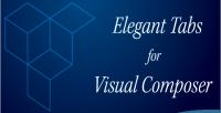 Tabs elegant composer visual for