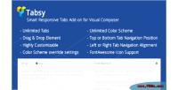 Tabsy wordpress smart responsive vc for tabs