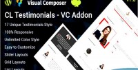Testimonial cl testimonials on add composer visual for