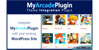 Theme myarcadeplugin integration