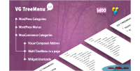 Treemenu tree menu for woocommerce & wordpress treemenu