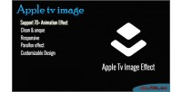 Tv apple extension effect image