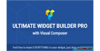Ultimate widget builder pro composer visual with