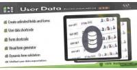 User privatecontent on add data