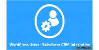 Users wordpress integration crm salesforce