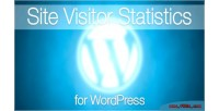 Visitor site wordpress for statistics