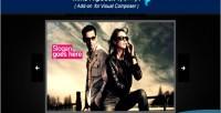Visual composer add on flipbook jquery mine
