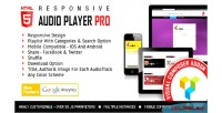 Visual composer addon html5 pro player audio