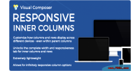 Visual composer responsive inner rows & columns