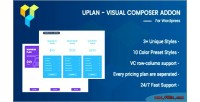 Visual uplan composer addon