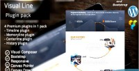 Visual visualline composer pack addons timeline