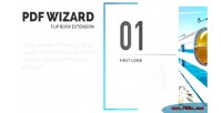 Wizard pdf responsive extension wp flipbook