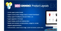 Woocommerce dhvc products layouts