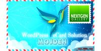 Wordpress mojdeh ecard solution