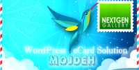 Wordpress mojdeh ecard solution