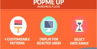 Wordpress popmeup pop ups