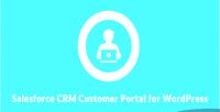Wordpress salesforce customer wordpress for portal