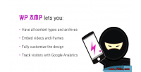 Wp amp accelerated mobile wordpress for pages