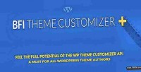 Wp bfi customizer theme