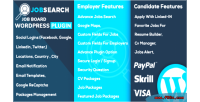 Wp jobsearch job plugin wordpress board