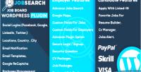 Wp jobsearch job plugin wordpress board