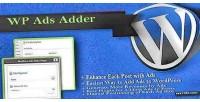 Wordpress ads adder to revenues ads maximize