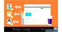 Adsense multiple wordpress for accounts