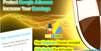Adsense wp guard plugin