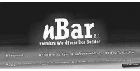 Advanced nbar wordpress builder bar multipurpose
