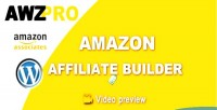 Amazon awzpro affiliate builder