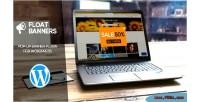 Banner popup wordpress banners float plugin