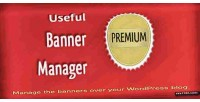 Banner useful manager premium