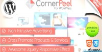 Corner wordpress peel plugin