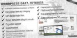 Data wordpress plugin wp fetcher