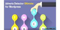 Detector adverts wordpress for ultimate