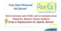 Ez ads personal plugin server ad