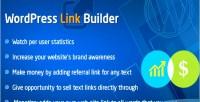 Link wordpress builder