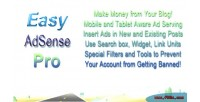 Plugin easy pro adsense for