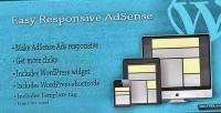 Responsive easy adsense