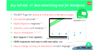 Sell buy ads widget plugin wordpress