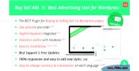 Sell buy ads widget plugin wordpress