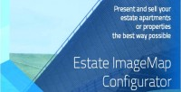 Shopping estate centre configurator imagemap exhibition